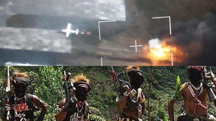Strategi Teror KKB Papua Makin Beringas, Kelompok Teroris Bakar Tower Bandara dan Perumahan