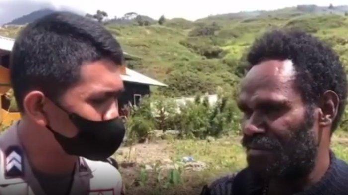 Curhat Mantan KKB Papua yang Kembali ke NKRI, Susah Cari Makan hingga Kelaparan di Tengah Hutan