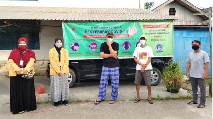 Fakultas Kesehatan Masyarakat Unmul Bergerak Bersama Masyarakat Menghadapi Pandemi Covid-19