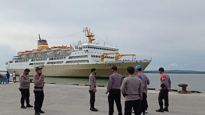 Calon Penumpang Wajib Lengkapi Syarat Ini, KM Lambelu Tiba Sore di Pelabuhan Tunon Taka Nunukan