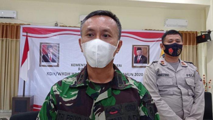 Komandan Kodim 0914 Tana Tidung, Letkol Tri Priyo Utomo