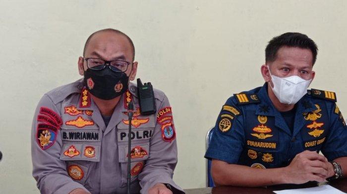Kronologi Kecelakaan Speedboat di Perairan Juata Tarakan, Pasangan Suami Istri Ditemukan Tewas