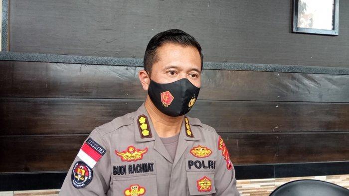 Kabid Humas Polda Kaltara, Kombes Pol Budi Rachmat ( TRIBUNKALTARA.COM / MAULANA ILHAMI FAWDI )