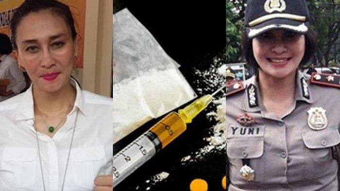 Anak Buah Kapolri Listyo Sigit Jawab Wacana Hukuman Mati Polisi Narkoba Kompol Yuni Purwanti Cs