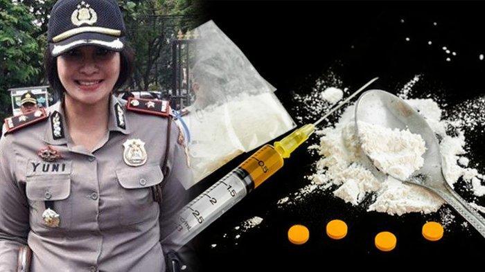 Karier Kompol Yuni Purwanti Hancur Imbas Narkoba, Tidak Ada Barang Bukti, Tetap Ditangkap Polisi