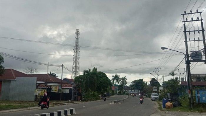 Prakiraan Cuaca Kaltara Minggu 1 Agustus 2021, BMKG: Waspada Hujan Petir di Malinau Malam Ini