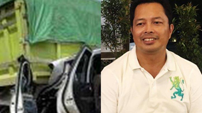 Pasca Kecelakaan Beruntun Wakil Ketua DPD RI, Mahyudin : Alhamdulillah Selamat, Tadi Sore Main Volly