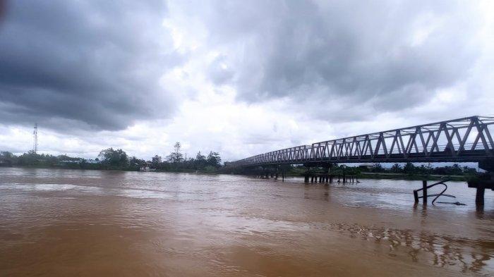 Curah Hujan Tinggi, Sungai Sesayap Berpotensi Meluap, Plh Bupati Malinau Minta Warga Waspada