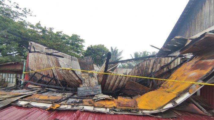 Toko Roti Ludes Terbakar, Pemilik Akui Rugi Rp 4,5 Miliar dan 3 KK Kehilangan Tempat Tinggal