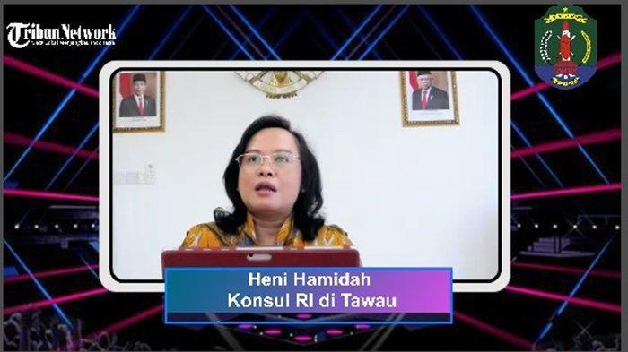 Konsulat RI di Tawau Beber Tiap Hari WNI Ditangkap Polisi Malaysia, Heni Hamidah Ungkap Alasannya