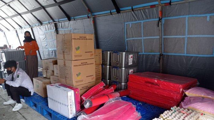 98 Jiwa jadi Korban Kebakaran, Bantuan Terus Berdatangan, BPBD Nunukan tak Tetapkan Tanggap Darurat