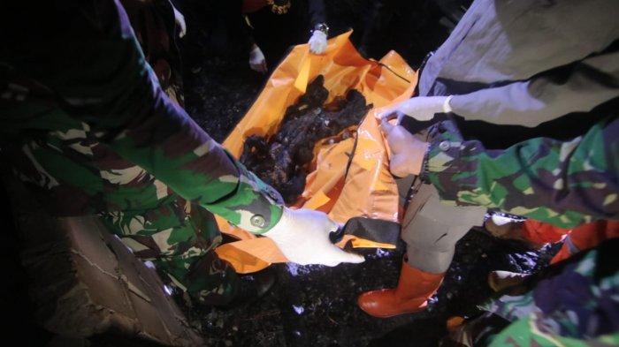 Akibat bencana kebakaran yang melanda wilayah Balikpapan Barat, Sabtu (5/6/2021) tadi malam, diketahui rupanya menelan 1 orang meninggal dunia. (  )
