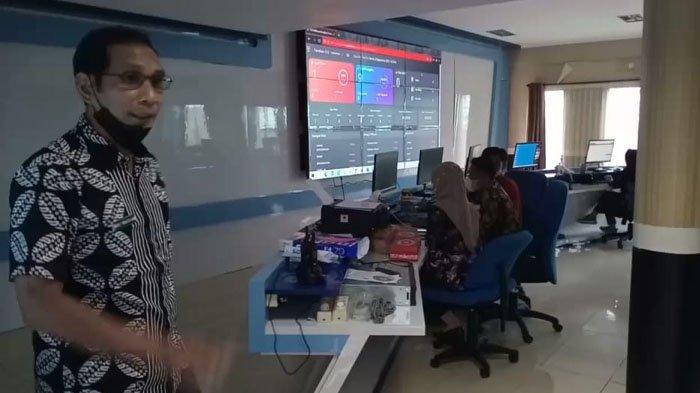 Bakal Pantau Pergerakan Warga Tarakan, 20 CCTV Siap Diintegrasikan ke Command Center