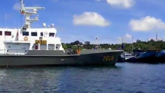 Polisi Pakai Kapal Patroli Kejar Nelayan yang Bawa Bom Ikan di Papua Barat, Pelaku di Bawah Umur