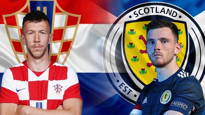 Jadwal Euro 2020 Kroasia vs Skotlandia, Siapa Susul Denmark Lolos Ajaib ke 16 Besar?