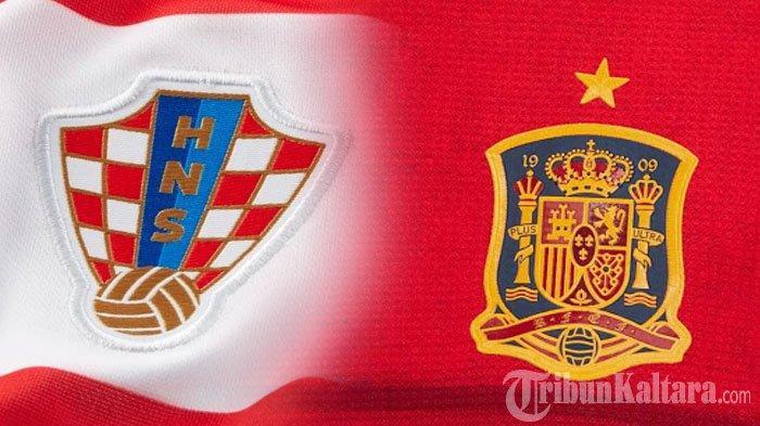 Siaran Langsung Kroasia vs Spanyol Euro 2020, Tayang Live Streaming di Mola TV Pukul 23.00 Wib