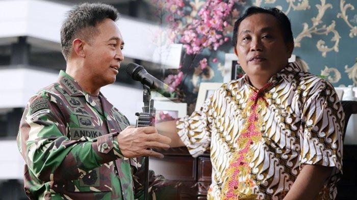 Loyal dan Mengerti Jokowi, Politikus Gerindra Arief Poyuono Jagokan Andika Perkasa jadi Panglima TNI