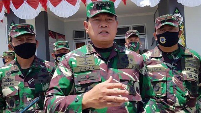 Wapres Maruf Amin Keceplosan Sebut Yudo Margono Panglima TNI, Sinyal Kuat Gantikan Hadi Tjahjanto?