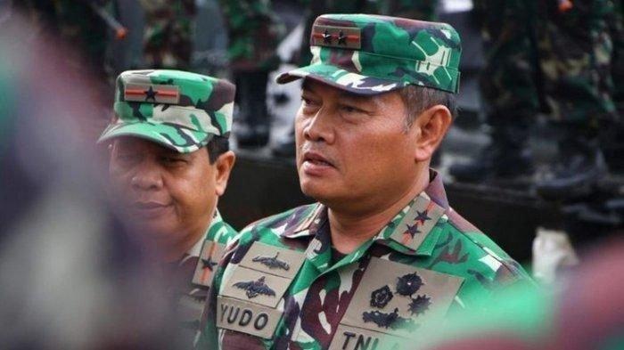 Bursa Panglima TNI, Ini Respons KSAL Yudo Margono Saat Disebut jadi Pesaing Kuat KSAD Andika Perkasa