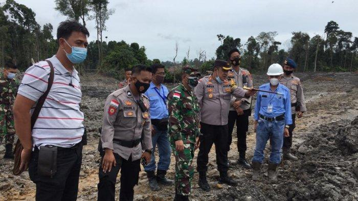 Tindak Lanjut Pencemaran Limbah di Sungai Malinau, Pemkab Terbitkan Sanksi Paksaan ke PT KPUC