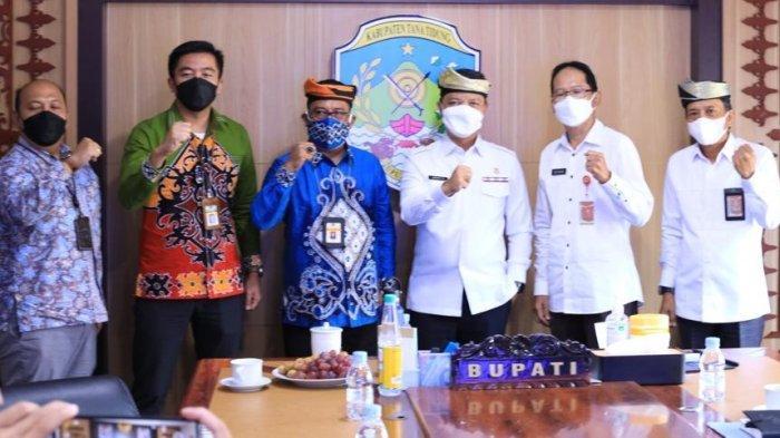 22 Titik Blank Spot di KTT, Jaringan Internet di Tana Tidung jadi Kendala KPP Pratama Tanjung Redeb
