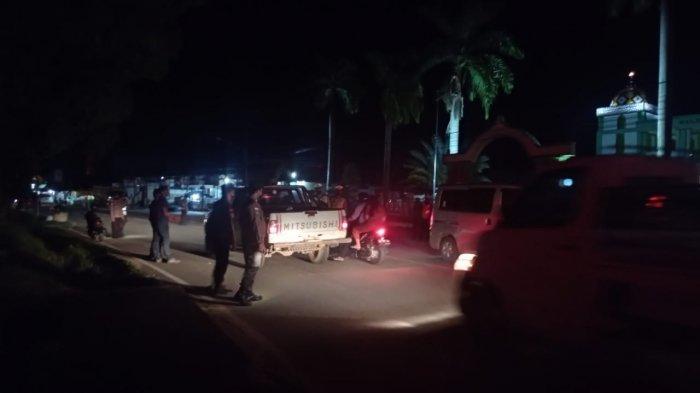 Cegah Balap Liar dan Tindakan Kriminalitas, Polres Malinau Rutin Operasi di Jalan