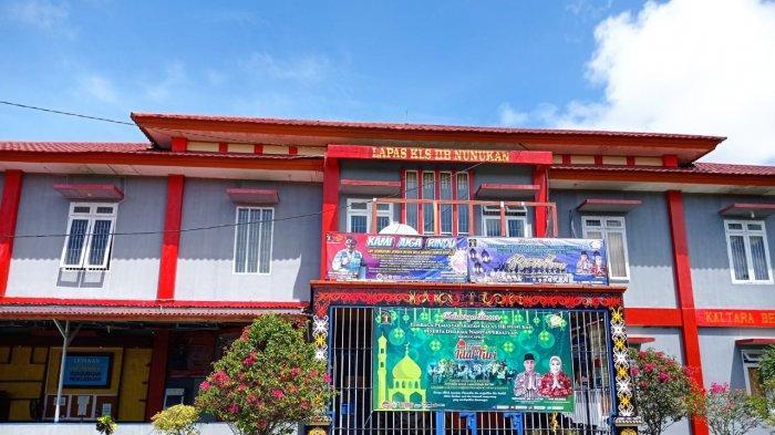 Bantu Angkat Barang, Seorang Napi Narkoba Kabur dari Lapas Nunukan, Begini Ciri-cirinya