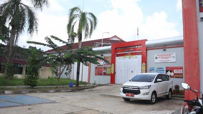 Pandemi Covid-19, Warga Binaan yang Masuk Lapas Perempuan Samarinda di Tenggarong Wajib Rapid Test