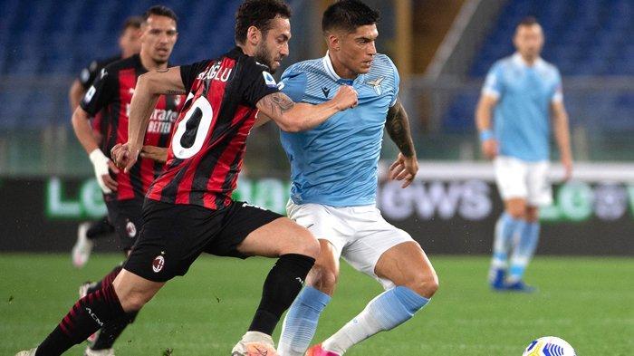 Hasil Liga Italia, AC Milan Remuk di Markas Lazio, Terpental dari Klasemen Zona Liga Champions