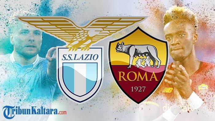 Derby della Capitale Lazio vs AS Roma di Liga Italia, Jose Mourinho Punya Tren Bagus, Sarri Terancam