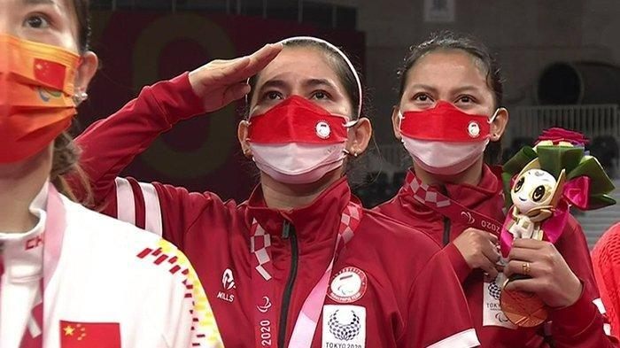 Profil Leani Ratri Oktila, Atlet Para-Badminton yang Raih 3 Medali di Paralimpiade Tokyo 2020