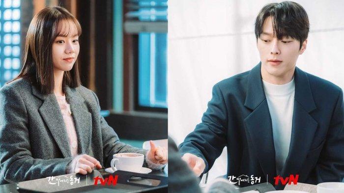 Lee Dam dan Shin Woo Yeo.