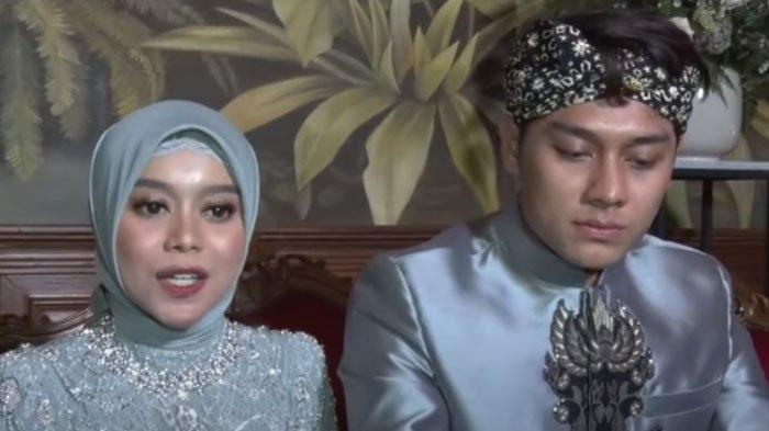 Malam Resepsi Pernikahan di Medan, Rizky Billar Ngaku akan Bikin Anak dengan Lesti Kejora