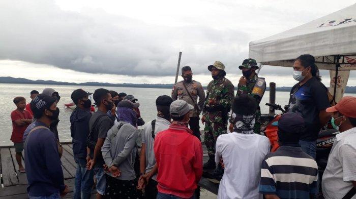 Alasan 7 WNI Asal Sebuku Ditangkap Polis Marin Malaysia, Kabar Simpang Siur Ditepis Danpos Tinabasan
