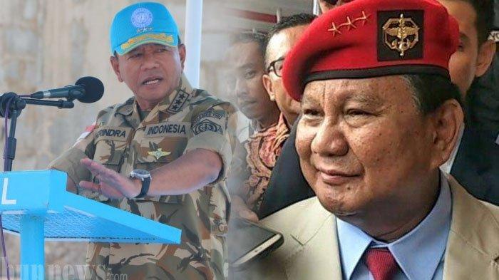 SOSOK Letjen TNI Muhammad Herindra, Wamenhan Pendamping Prabowo, Berpengalaman di Kopassus