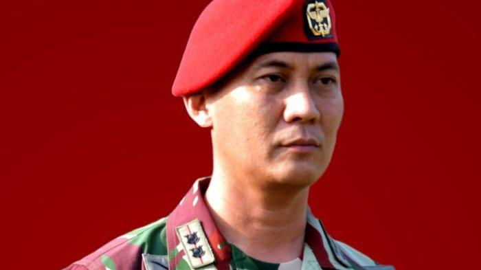 17Tahun Tugas di Kopasus, Berikut Profil Dandim 0907 Tarakan Letkol Inf Reza Fajar Lesmana