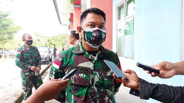 Disuntik Vaksin Sinovac, Prajurit TNI di Perbatasan RI-Malaysia Komitmen Dukung Vaksinasi Covid-19