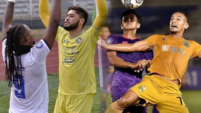 Klasemen Liga 1, Momentum Bangkitnya Arema FC, Persib dan Persija Kompak, Bali United Terdepak