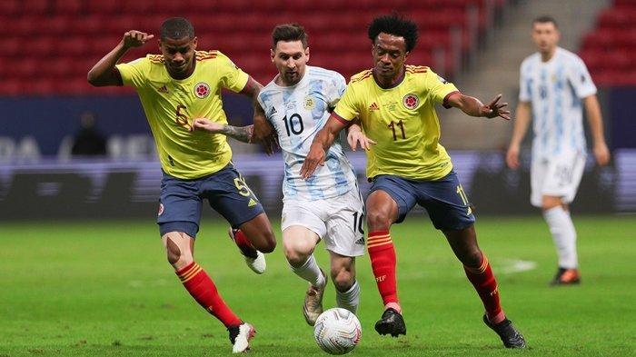 Menang Adu Penalti, Argentina Melaju ke Final Copa America 2021, Lionel Messi Cs Tantang Brasil