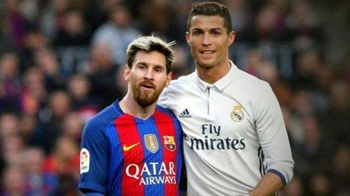 Cristiano Ronaldo atau Lionel Messi, Siapa Pesepakbola Terhebat Sepanjang Sejarah? Inilah Jawabannya