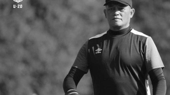 Kabar Duka, Listianto Raharjo, Mantan Kiper Timnas dan Pelatih Kiper Bhayangkara FC Meninggal Dunia