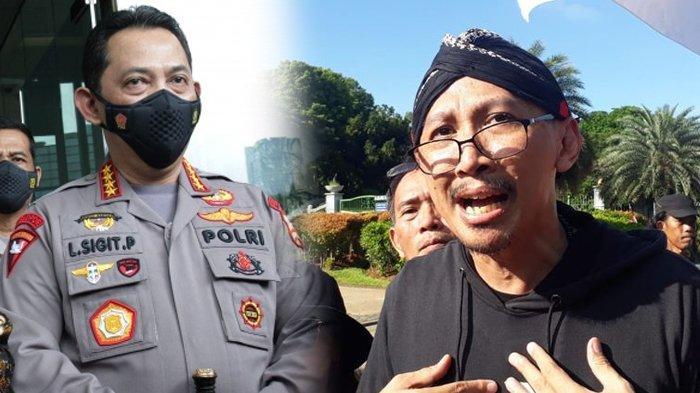 Telegram Terbaru Kapolri Jenderal Listyo Sigit Prabowo soal UU ITE, Abu Janda Bisa Batal Dipenjara