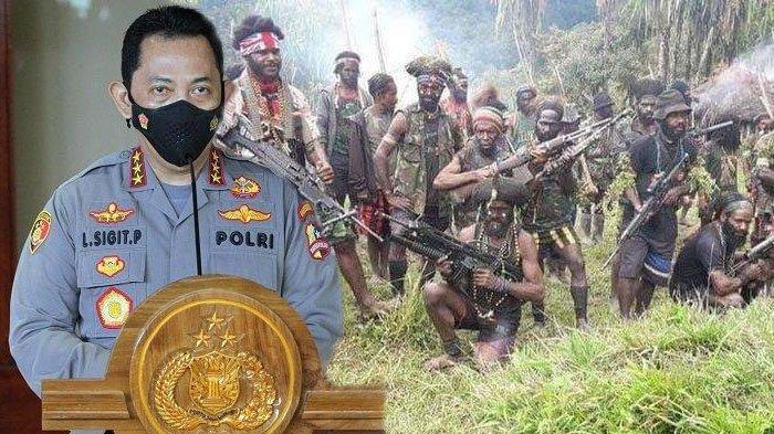 Polisi Anak Buah Listyo Sigit di Maluku Ditangkap, Jual Senjata ke KKB Papua, Begini Nasibnya