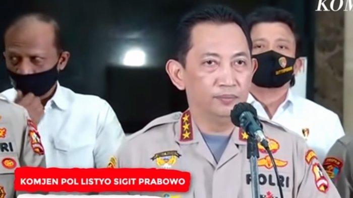 Listyo Sigit Dapat Petuah dari Senior Imbas Langkahi 4 Angkatan Menuju Kapolri, Gatot Eddy Berjanji