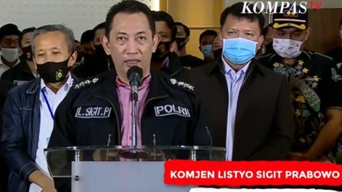 Manuver Listyo Sigit Prabowo Sambangi Jenderal Eks Kapolri Era BJ Habibie, Gus Dur, dan SBY