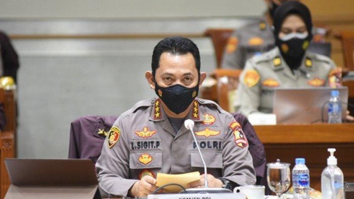 Politikus PKS Terpesona Lihat Calon Kapolri Listyo Sigit Didampingi Polwan Berjilbab, Dipuji Cerdas