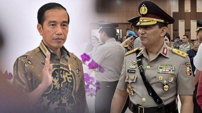 Listyo Sigit Calon Tunggal Kapolri Pilihan Jokowi, Depak 4 Seniornya dari Bursa Suksesor Idham Azis
