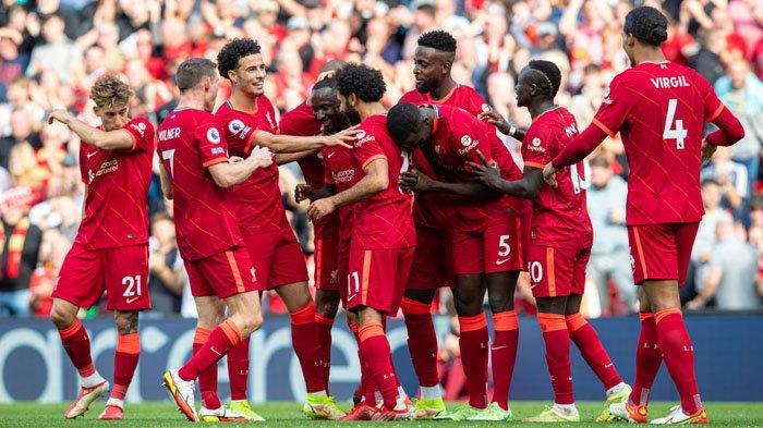 Liverpool dan Arsenal Kompak Menang, Manchester United Tergusur dari Puncak Klasemen Liga Inggris