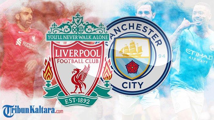 LINK Live Streaming Big Match Liga Inggris, Liverpool vs Man City, Adu Taktik Klopp & Pep Guardiola