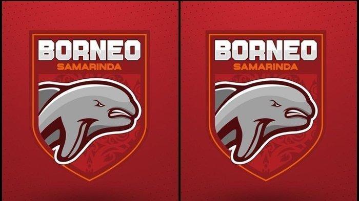 Ilustrasi - Logo Borneo FC. (HO)